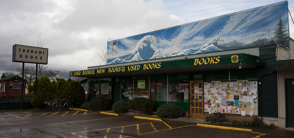Tsunami Books 1