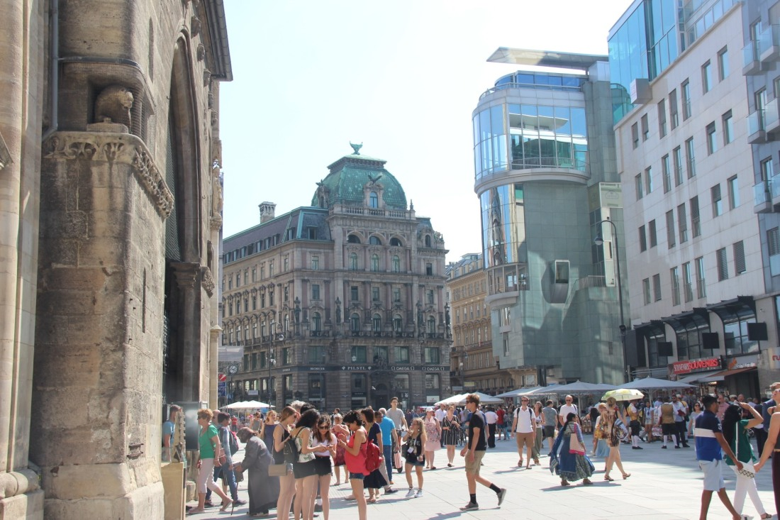 Vienna Town Square
