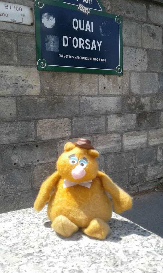 Fozzie in Paris 1