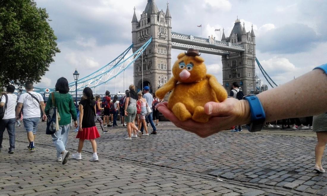 Fozzie London Bridge