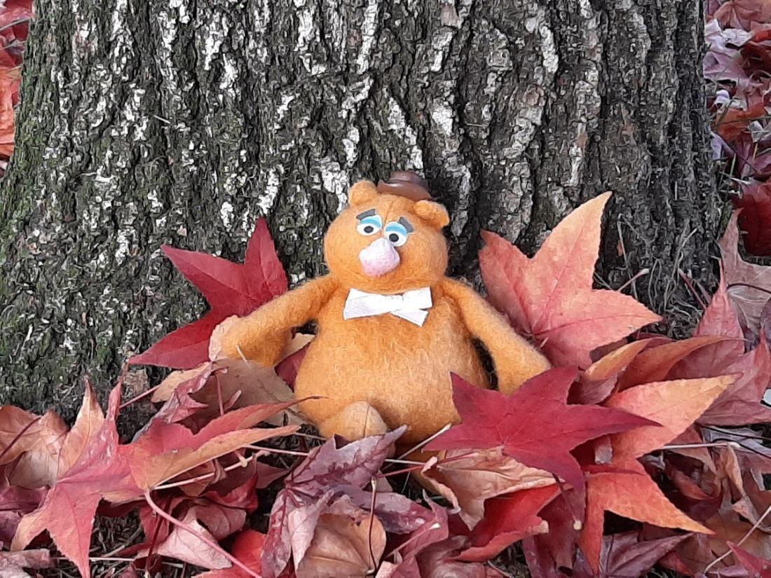 Fozzie and Leaves