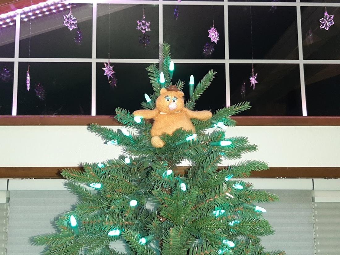 Fozzie Christmas Tree